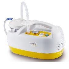 Aspirador portátil de secreciones VacPro (24 l/min): Ideal para uso doméstico