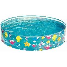 Piscina Infantil Bestway Fill N' Fun Sparkling Sea 122x25 cm
