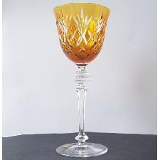 WMF Cristal Gabinete Vidrio/ Romano/ Copa de Vino,Cristal Revestido,Lijado a