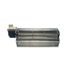 Ventilador circunvalación motor derecho termocamino cuando la estufa bolita