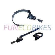 Sunnybaby 11600 Protection imperm/éable en nylon pour si/ège b/éb/é pour v/élo