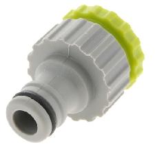 Connecteur rapide de machine à laver DN15 DN20   1/2 en 3/4 pouce