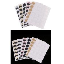 Coins photo auto-adhésifs pour album photos Scrapbook Retro 12 feuilles