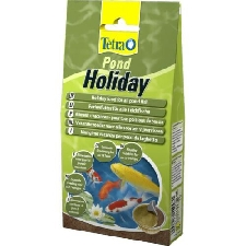 Tetra Pond Holiday : nourriture poisson bassin en bloc Vacances