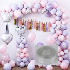 5m ballon bande ruban arch connecter connecter bande pour décor de fête deWLFR
