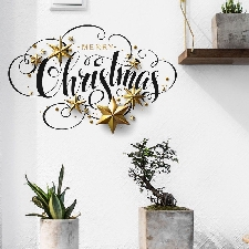 Mur De Fond De Noël Créatif Joyeux Noël