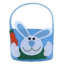 Sac-Cadeau De Lapin De Pâques Sac De Bonbons De Lapin Accessoire Créatif Pour La Maison