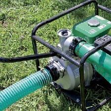 Tuyau plat diam51mm pour pompe à eau