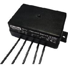 Interrupteur crépusculaire 12 V DC