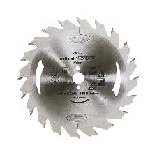 Wolfcraft 6268000 Lame scie circulaire CV 100Dts Diamètre 160 x Ø 160 x 20 mm