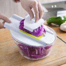 Râpe Main Garde Protecteur Déchiquetage Dispositif Accessoires Cuisine Outil C42