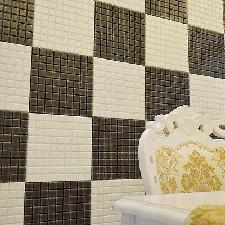 Autocollants Muraux De Décoration De Chambre Brique/Miroir En Vinyle 3d? 30x30cm? Bricolage? Pour Chambre À Coucher