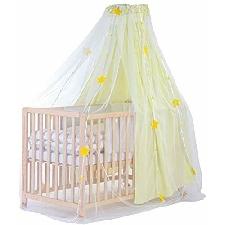 Diago 30014.75232 Ciel de lit moustiquaire pour lit d'enfant