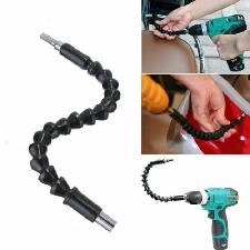 Extension flexible pour tournevis visseuse électrique 295mmm rallonge pliable x