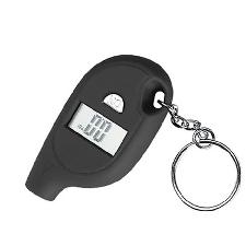 Porte-Clés Lcd Digital Tire Jauge De Pression D'air Pour Voiture Auto Moto Tire Meter Tester Outil