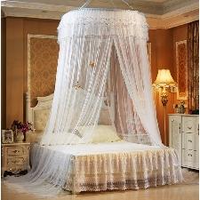 Ciel De Lit Moustiquaire Ciel De Lit Princesse Moustiquaire Dôme Avec Décor Papillon Pour Chambre Bébé Ou Enfant Rose