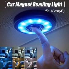 Led Voiture Intérieur Lecture Lampe Auto Usb De Charge Plafond Aimant Auto Coffre Intérieur Plafond Lampe