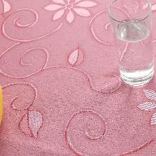 Color 6 Tablecloth 100x140cm -Moderne Fleur Feuille Nappe Couverture Anti Poussière Décor Café Table À Manger Fête Maison Photograph