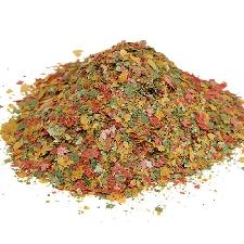 100 g/Pack nourriture pour poissons d'aquarium tétra flocons pour poissons tropicaux poissons marins ornementaux petits poissons rouges Koi alimentati