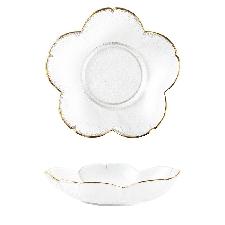 Bol en verre à motif de marteau   Phnom européen de bol en verre, assiette occidentale, bol de riz, maison bol de salade, assiette de gâteau aux fruit