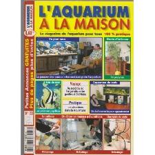 L'AQUARIUM @ LA MAISON N°33 LE COLLAGE / DECOR MOUSSE POLYURETHANE / LE PAPYRUS
