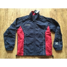 Welsh Plume of feathers Wales Rugby Supporters Showerproof Jacket  XS-XXXL