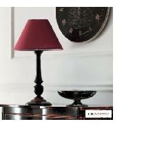 Lampada da Tavolo diametro 40 finitura MOKA FRANCESE - ARTIGIANATO VENETO