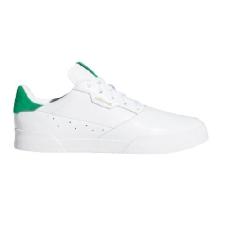 adidas golfschoenen Adicross Retro heren leer wit/groen mt 40