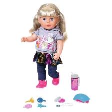 Baby Born Pop Soft Touch Sister Met Functies 43 Cm
