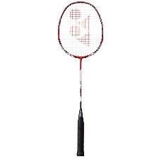 Yonex badmintonracket Nanoray-20 zwart/rood