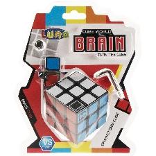 Luna magische kubus Rubik's Cube 3 x 3 Luna 5,8 cm