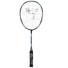 Talbot Torro badmintonracket Eli Junior 58 cm zwart/geel/blauw