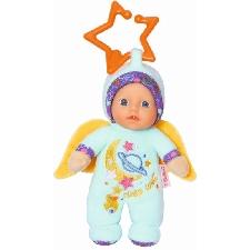 Pop Angel For Babies Baby Born 18 cm - blauw - Babypop Zapf Creations Baby Born