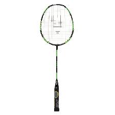 Talbot Torro badmintonracket Eli Teen 63 cm zwart/geel/groen