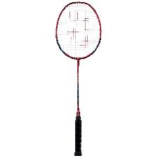 Yonex badmintonracket Muscle Power 1 76 cm zwart/rood 2-delig
