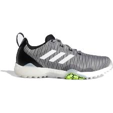 adidas golfschoenen Codechaos heren grijs/wit/zwart mt 40 2/3