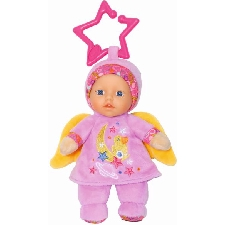 Pop Angel For Babies Baby Born 18 cm - roze - Babypop Zapf Creations Baby Born