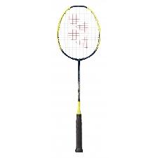 Yonex badmintonracket Nanoflare 370 speed geel