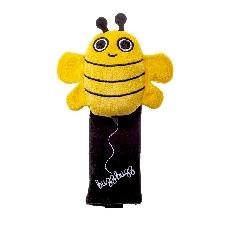 Milk & Moo Buzzy Bee - Autogordel beschermers kind - Veiligheidsgordel Kinderen - 0 + jaar