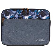 Bestway laptophoes Evolution 14 inch polyester grijs/zwart