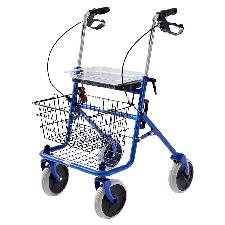 Rollator RFM ® Standard Rehaforum blauw