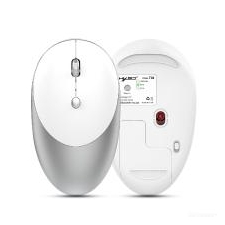 HXSJ T36 2.4G Mini Draadloze Bluetooth Muis BT 5.0 + 3,0 1600 Dpi