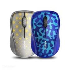 RAPOO M280 Stille Draadloze Muis Multi-mode USB Bluetooth 3.0, 4.0 En Draadloze 2.4G 1300DPI Mini Muis Voor De PC Bureaulaptop