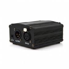 Kanaal DC 48V Fantoomvoeding Met Adapter, XLR-kabel