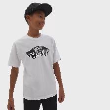 VANS Otw T-shirt Voor Kinderen (8-14+ Jaar) (white-black) Boys Wit, Maat S