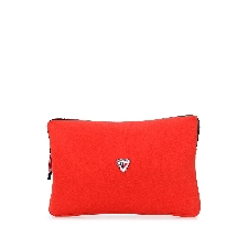Rossignol Laptophoes met logopatch - Rood