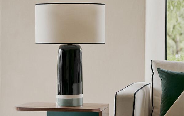 Illustration de la catégorie Lampes à Poser