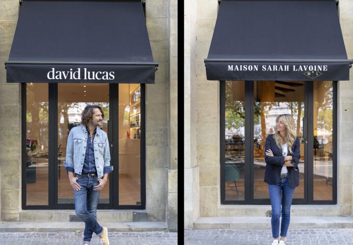 New concept-store Maison Sarah Lavoine in Bordeaux