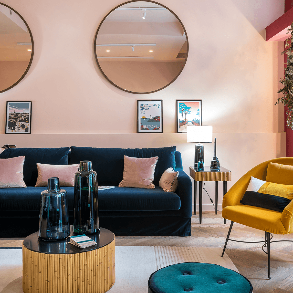 Nouvelle house in Lyon