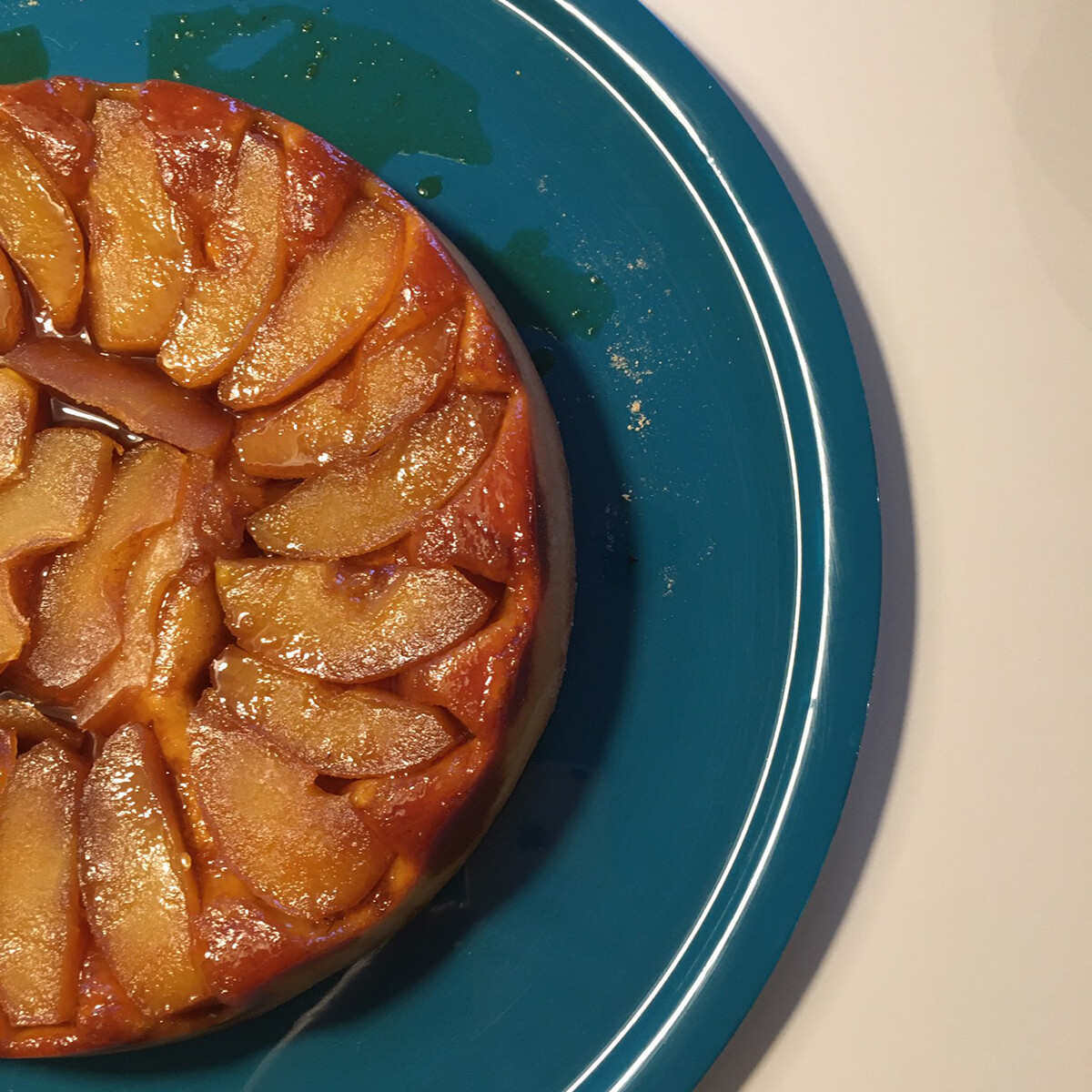 THE RECIPE OF TARTE TATIN